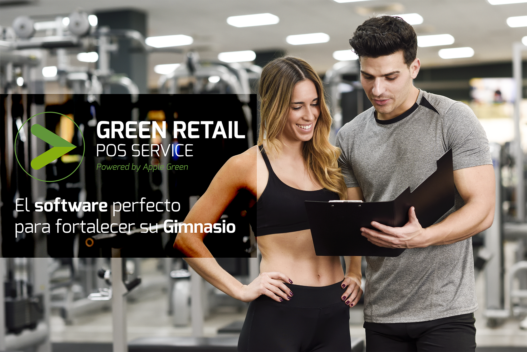 Green Retail Gimnasios
